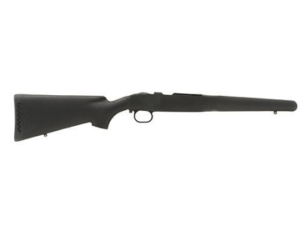 Choate Conventional Rifle Stock Mauser 98 Military Barrel Channel Synthetic Black