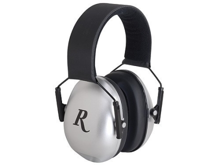 Remington True Jr. Youth Earmuffs (NRR 21 dB) Silver