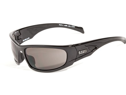 5.11 Shear Sunglasses Smoke Lens