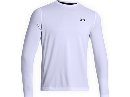 Under Armour Men's Tech T-Shirt 2.0 Long Sleeve Polyester