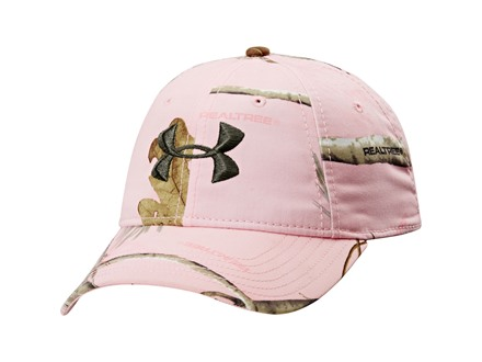 Under Armour Women's Camo Cap Polyester