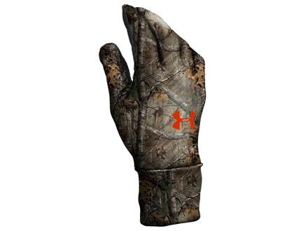 Under Armour ColdGear Liner Gloves Polyester