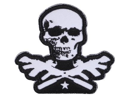 Advanced Armament Co (AAC) Die-Cut X-Guns Logo Patch Velcro