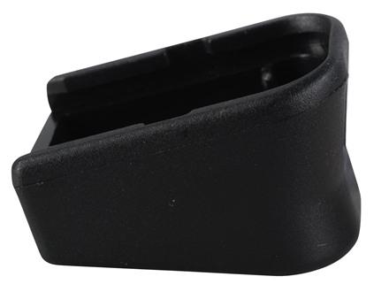Glock Magazine Base Pad +2 Glock 17, 19, 22, 23, 24, 25, 26, 27, 28, 31, 32, 33, 34, 35, 37, 38, 39 Polymer Black