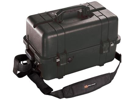 "Pelican 1460 EMS Case 20"" x 12-3/4"" x 12-3/4"" Polymer Black"