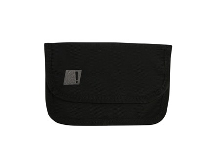 Blackhawk Under the Radar Passport RFID Shielded Pouch Nylon Black