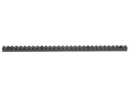 "Advanced Technology Picatinny Rail 12"" Fits Advanced Technology 8-Sided Modular Handguard Aluminum Black"