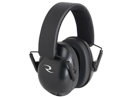 Radians Lowset Ear Muffs (NRR 21 dB) Black