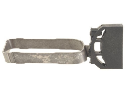 STI Trigger Para-Ordnance Long Flat Gunsmith Blank Body Polymer Black with Stainless Steel Bow