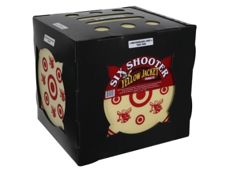 Morrell Yellow Jacket Six Shooter Foam Archery Target