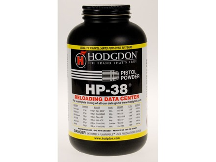 Hodgdon HP38 Smokeless Powder