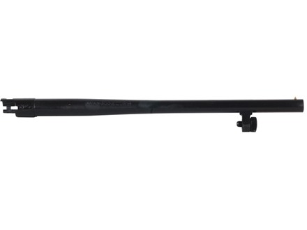 "Mossberg Barrel Mossberg 500 12 Gauge 3"" 18-1/2"" Cylinder Bore with Bead Sight Steel Matte Blue"