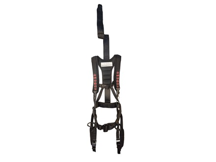 Muddy Outdoors Safeguard Youth Treestand Safety Harness Nylon Black