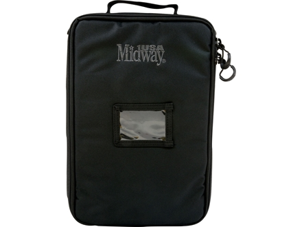 MidwayUSA 12 AR-15 Magazine Case Nylon Black
