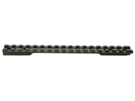 Leatherwood Hi-Lux 1-Piece Max-Tac Tactical Picatinny-Style 20 MOA Elevated Scope Base Savage 110 Through 116 Round Rear, Axis Long Action Matte