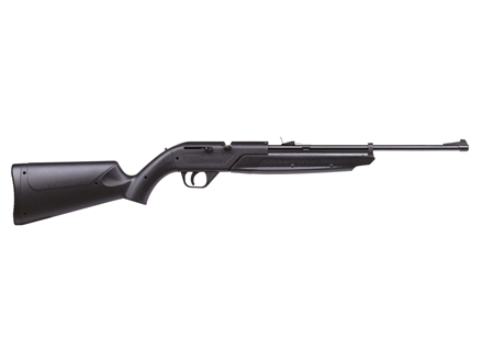 Crosman 760 Pumpmaster Air Rifle 177 Caliber BB and Pellet Black Polymer Stock Matte Barrel