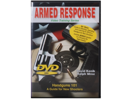 David Kenik Video Armed Response Handguns 101