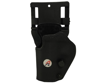 Double-Alpha PDR Low-Ride Holster CZ SP01 Kydex/Suede Black