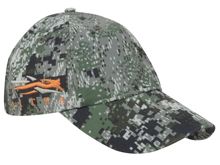 Sitka Gear Cap with Side Logo Polyester