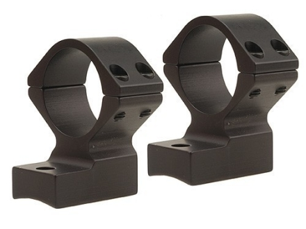 "Talley Lightweight 2-Piece Scope Mounts with Integral 1"" Rings Winchester 70 Post-64 Matte Medium"