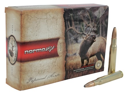 Norma USA American PH Ammunition 30-06 Springfield 180 Grain Oryx Protected Point Box of 20