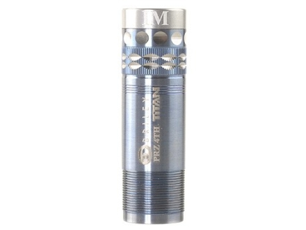 Briley Spectrum Mach 1 Extended Choke Tube Perazzi 4th Generation 12 Gauge Improved Titanium