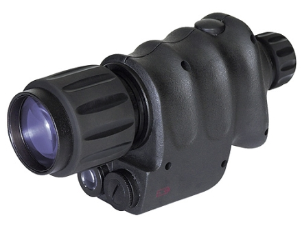 ATN Night Storm 3 3rd Generation Night Vision Waterproof Monocular 3.5x 50mm Black