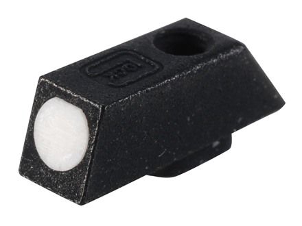 Glock Screw-On Front Sight Steel Black