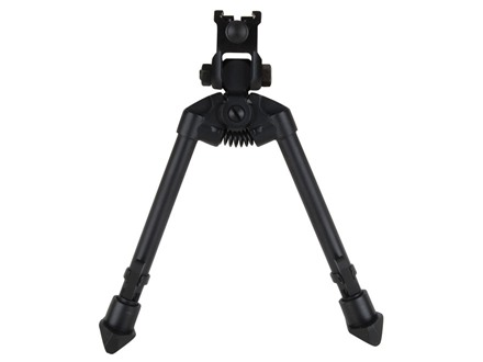 "NcStar Bipod Quick Detach Weaver- Style Base 8-1/2"" to 11-1/2"" Black"