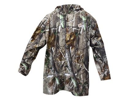 Gamehide Men's Elimitick Cover Up Jacket Synthetic Blend Realtree AP Camo
