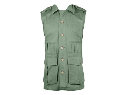 Boyt Shumba Safari Vest Cotton Twill