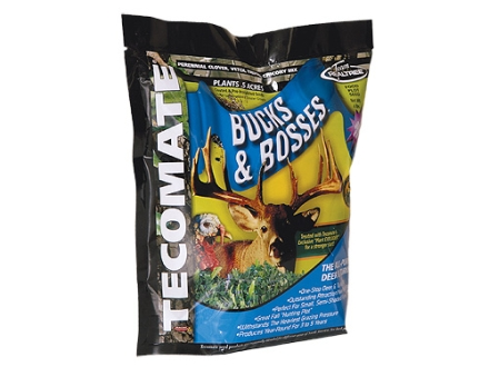 Tecomate Bucks & Bosses Perennial Food Plot Seed 4 lb