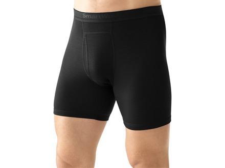 "Smartwool Men's 5"" NTS Micro 150 Boxer Brief Underwear"