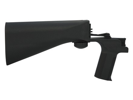 Slide Fire SSAK-47 XRS Bump-Fire Stock AK-47 Right Hand Polymer Black