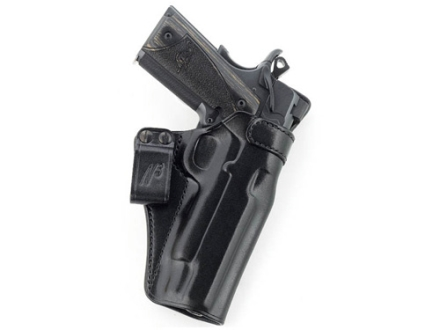 Galco N3 Inside the Waistband Holster Glock 17, 22, 31 Leather Black