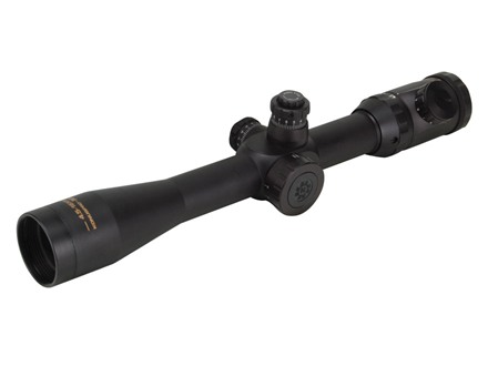 Konus M-30 Tactical Rifle Scope 30mm Tube 4.5-16x 40mm Side Focus 1/10 Mil Adjustments Illuminated Mil-Dot Reticle Matte
