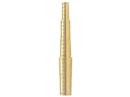 Galazan Choke Gage 12, 16, 20, 28 Gauge, 410 Bore Brass