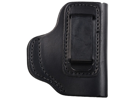 DeSantis Insider Inside the Waistband Holster Right Hand Sig Sauer P238, Beretta Tomcat, Colt Pony Leather Black