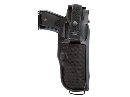 Bianchi T6505 Tac Holster UM92 Glock 17, 20, 21, 22, HK USP Compact 40, Sig Sauer P220, P226 Nylon Black
