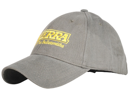 Sierra Brushed Twill Cap