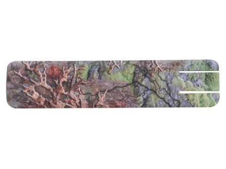 ERGO Full Profile Camo Rail Cover Set of 2 Polymer Black