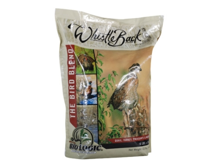 Biologic Whistelback Quail Annual Food Plot Seed Bag 10 lb