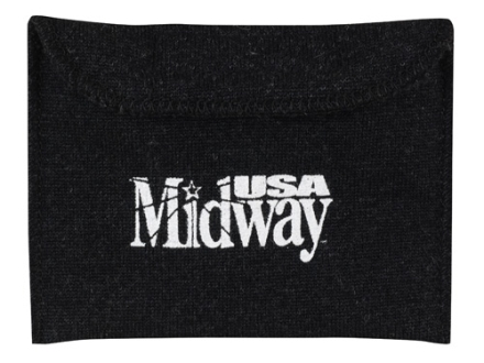 MidwayUSA Pistol Case Silicone-Treated Dark Gray