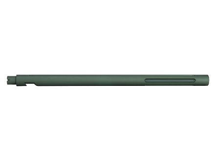"Tactical Solutions Barrel Ruger 10/22 22 Long Rifle .920"" Diameter 1 in 16"" Twist 16-1/2"" Fluted Aluminum Matte Olive Drab Green"