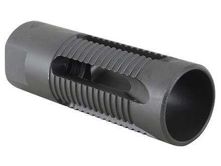 "Yankee Hill Machine Flash Hider Phantom 5/8""-24 Thread AR-10, LR-308 Steel Parkerized"