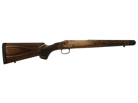 Boyds' Classic Rifle Stock Savage Axis Long Action Factory Barrel Channel Laminated Wood Brown