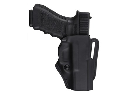 Safariland 5197 Mid Ride Belt Loop Holster with Detent FN FNS 9mm, 40S&W Polymer Black