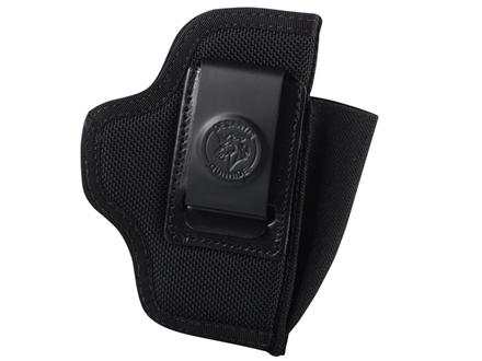 DeSantis Pro Stealth Inside the Waistband Holster Ambidextrous Glock 42, 43, Beretta Nano, Ruger LC9, Sig P290, Kahr PM40, CM9, PM9 Nylon Black