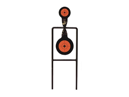 Birchwood Casey Double Mag Spinner (up to 44 Mag) Target Steel Black