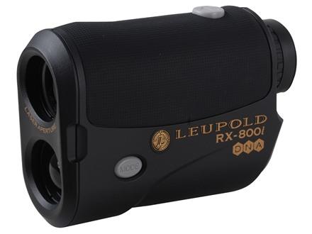 Leupold RX-800i with DNA Laser Rangefinder 6x Black